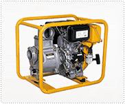 Для слабо-загрязненных вод Subaru, DaiShin, Yanmar, Meran до 78 м3/час