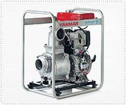 Для средне-загрязненных вод DaiShin, Yanmar до 78 м³/ч