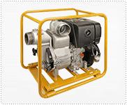 Для сильно-загрязненных вод Subaru, DaiShin, Yanmar до 120 м3/час Высоконапорные пожарные MERAN