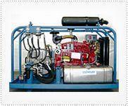 Гидростанции для шламовых насосов