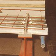 Гибкие упоры, шпильки для сварки методом вытянутой дуги