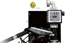 ST EX 50 12/24 - комплекты для перекачки бензина на пластине