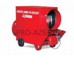 Воздухонагреватель, природный газ (code 02AG59 М) - BM2 JUMBO 150Т/380 метан