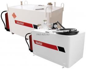 Gespasa GRG 500 • прямоугольная IRON-50 + PSF-040