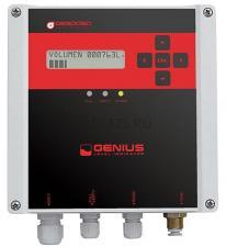 Gespasa Genius · Индикатор уровня топлива