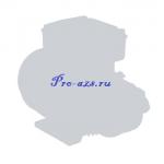 """689016 SAMOA ЛАТУННЫЙ ВСАСЫВАЮЩИЙ ФИЛЬТР ДЛЯ ШЛАНГА, 1 """"BSP (F)"""