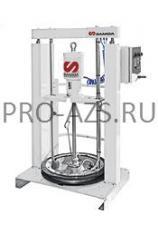 Двухцилиндровый индуктор и пластина для 185kg бочки / РМ6 55: 1 шприца