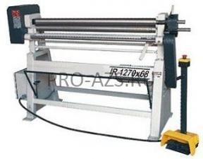 Трехвалковая машина листогибочная IR