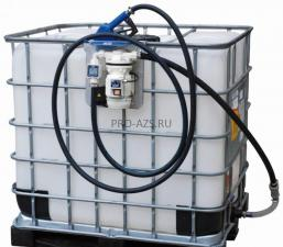 SuzzaraBlue Pro - Перекачивающей блок для AdBlue