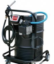Viscotroll 70 - Электрический топливораздаточный комплекс тележка, насос, пистолет
