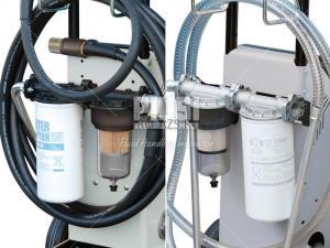 Piusi Filtroll - установка для перекачки и фильтрации топлива и масла