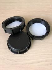 Крышка сливного отверстия еврокуба, мелкая резьба, 60 мм
