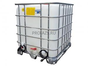 Еврокуб 1000 литров, три подогрева