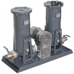 Gespasa FG-300x2 - Фильтрационная установка, 50 / 15 µm абсорб. - 300 л/мин