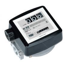 Piusi K33 - ATEX счетчики для бензина