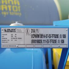 Traspo 250, 12 В 45 л/мин, автоматический пистолет