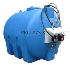 Персональная АЗС Lite 8000 литров