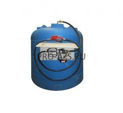 Персональная АЗС Maxi 3000 литров