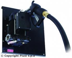 Piusi ST E 120 M - Высокопроизводительная перекачивающая станция для дизельного топлива