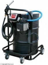 Viscotroll 70/K33 - Электрический топливораздаточный комплекс для масла и ДТ тележка, насос,пистолет