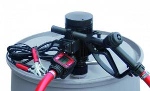 Pico 12 M - Бочковой комплект для раздачи дизельного топлива, антифриза, воды.