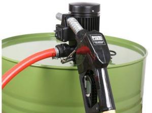 Pico 12V - Бочковой комплект для раздачи дизельного топлива, антифриза, воды.