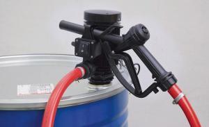 Pico 12 K24 A - Бочковой комплект для раздачи дизельного топлива, антифриза, воды.