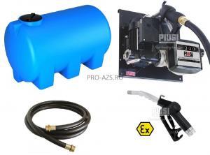 МТП Lite 2000 л. Bi-pump , 12/24 V
