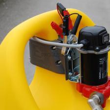 Emilcaddy 110 бензин, ручной  насос