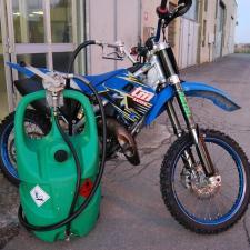 Emilcaddy 110 бензин, ручной насос , механический пистолет , DOPOG