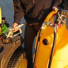 Emilcaddy 110 бензин, 12 В, механический пистолет , Atex