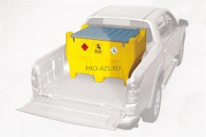 Carrytank 330 бензин, электронасос 12В, 4 м шланг, пистолет-автомат