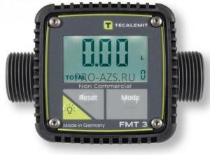 Счетчик электронный FMT 3 для дизельного топлива