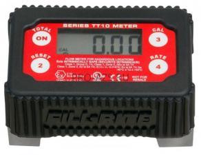 Счетчик цифровой TT10A  для бензина и дизеля