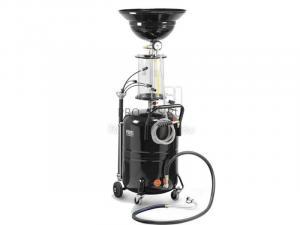 Маслосборник комбинированный для слива/откачки масла с предкамерой, 80 л. Vacu-Drainer 80