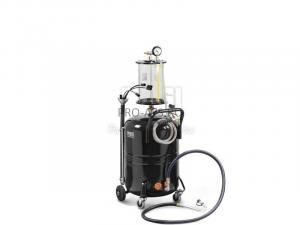 Мобильная установка для откачки отработанного масла 80 л, с предкамерой.  Vacu 80
