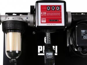 ST Panther 72 K33/PA60 + Clear Captor - Перекачивающая станция для дизельного топлива