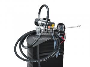 Piusi Drum Viscomat 60 ,  24 V  - Бочковой комплект для раздачи масла со счётчиком