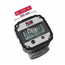 Piusi K 600 B/3 - электронный счетчики дизельного топлива и масла