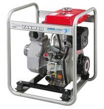 Дизельная мотопомпа для загрязненных вод Yanmar YDP 30N
