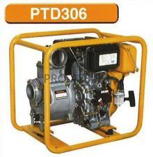 Дизельная мотопомпа для загрязненных вод SUBARU PTD306