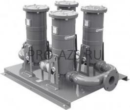 Gespasa FG-700x2 - Фильтрационная установка, 50 / 15 µm абсорб. - 700 л/мин