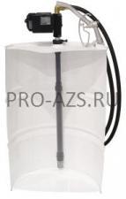Gespasa IRON-50V 230 VAC KIT + PSF-040 - Бочковой насос с трубкой