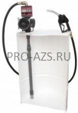Gespasa SE-50V 230 VAC KIT + PA-60 - Бочковой комплект с трубкой