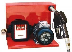 Gespasa SAGE-90 24 VDC + base no. 4 - Комплект для перекачки ДТ с электр. счетчиком