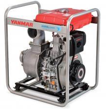 Дизельная мотопомпа для загрязненных вод Yanmar YDP 40N