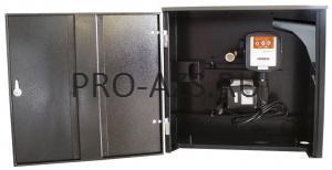 Gespasa SAGE-100 230 VAC KIT + MGE-110 + AS-5 - Комплект для перекачки с электронным счетчиком