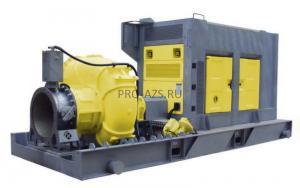 Дизельная мотопомпа для сильно загрязненных вод - ET DS600-6500/20 JD ML
