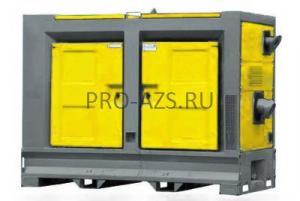 Дизельная мотопомпа для сильно загрязненных вод - ET MN100-215/36 DZ ML
