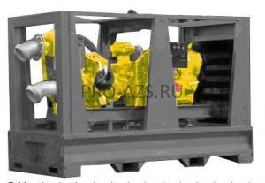 Дизельная шламовая мотопомпа - ET VN150-350/21 HZ